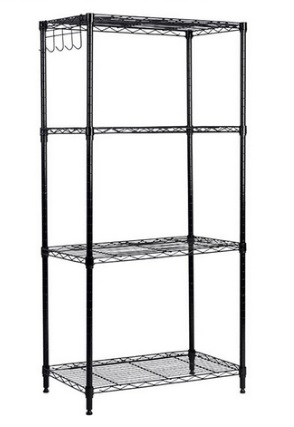 4 Layer Carbon Steel Rack
