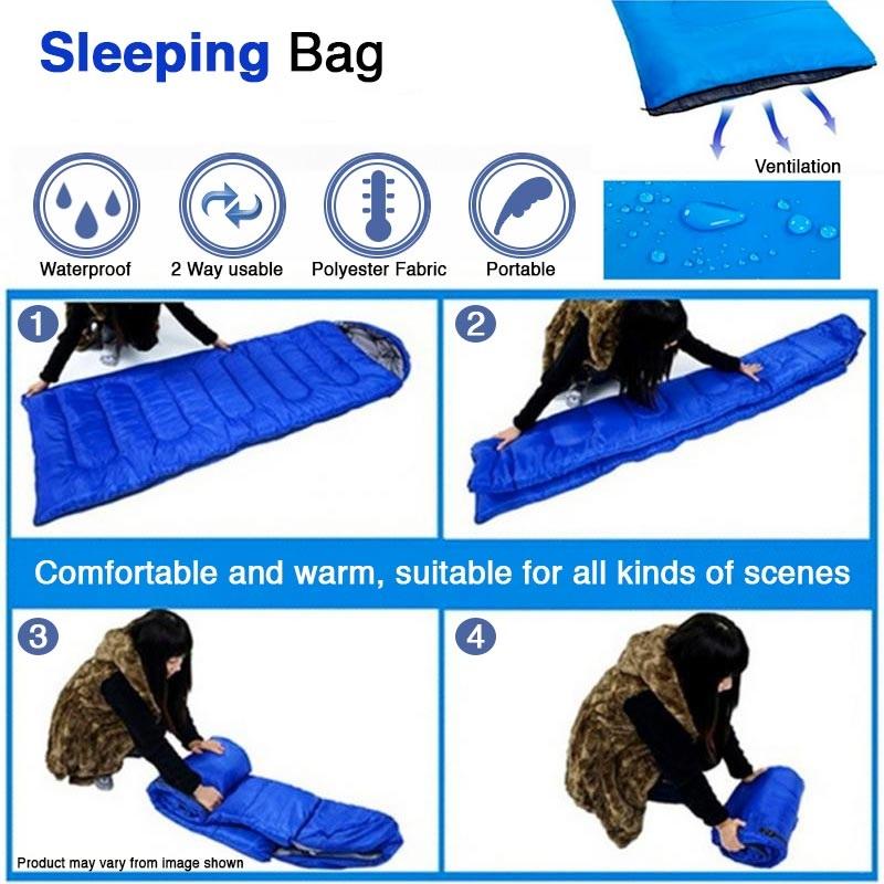 sleeping bag 5