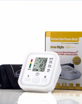 Basic Digital Blood Pressure Monitor (Arm)