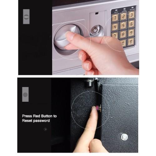 Basic Digital Safe Box 3