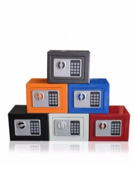Basic Digital Safe Box *Size 22.5*16.5*16cm (Solid Steel Material)