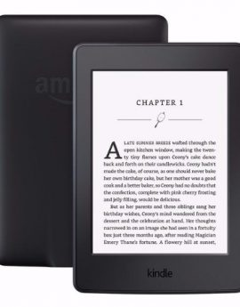 Amazon Kindle Paperwhite E-Reader 6″ High Resolution Display 300 PPI (Black)