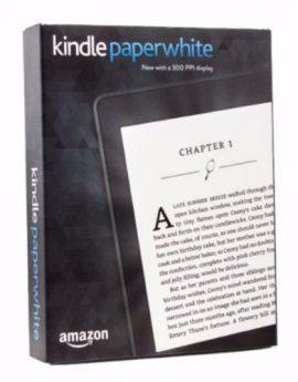 Amazon Kindle Paperwhite E-Reader 6″ High Resolution Display 300 PPI (Black)