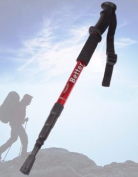 Folding Adjustable Hiking / Trekking / Walking Stick