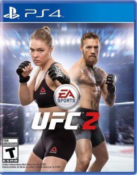 PS4 Game UFC 2