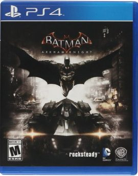 PS4 Game Batman: Arkham Knight