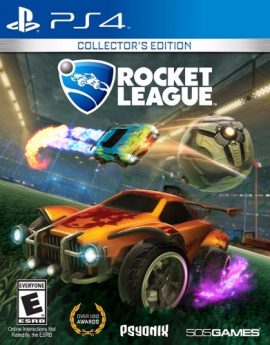 PS4 Game Rocket League: Collector's Edition