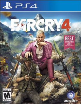 PS4 Game Far Cry 4