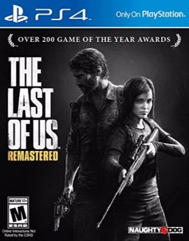 PS4  Game The Last of Us Remastered