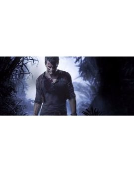 PS4 Game Uncharted 4: A Thief's End