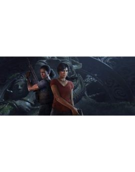 PS4 Game Uncharted: The Lost Legacy