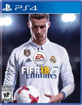 PS4 Game FIFA 18 Standard Edition