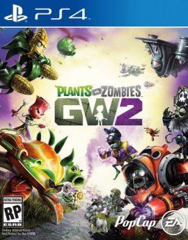 PS4 Game Plants vs Zombies Garden Warfare 2