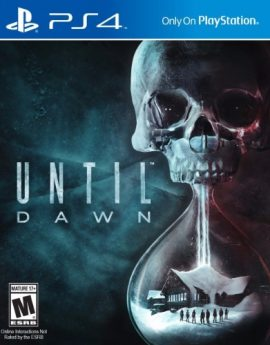 PS4 Game Until Dawn