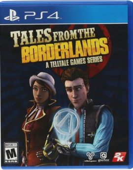 PS4 Game Tales from the Borderlands – A TellTale Games Series