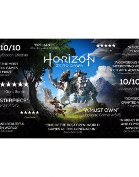 PS4 Game Horizon Zero Dawn