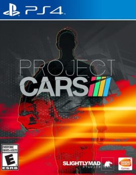 PS4 Game Project CARS