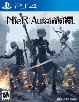 PS4 Game Nier: Automata