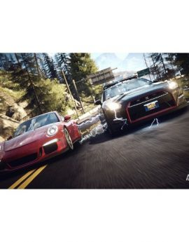 PS4 Game Need for Speed: Rivals