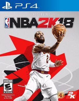 PS4 Game NBA 2K18 Standard Edition