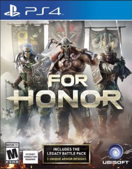 PS4 Game For Honor