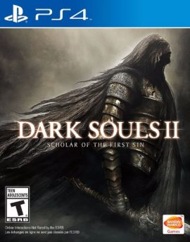 PS4 Game Dark Souls II: Scholar of the First Sin