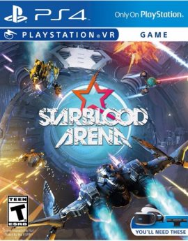 PS4 Game StarBlood Arena