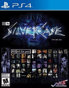 PS4 Game The Silver Case