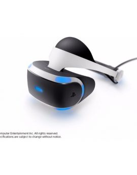 PlayStation VR With Camera Bundle (Version 2)
