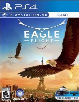 Playstation VR Game Eagle Flight