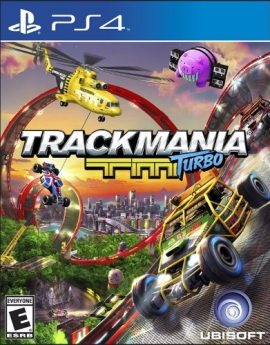 PS4 Game TrackMania Turbo
