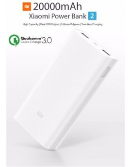 Xiaomi Powerbank 2 20000mAh