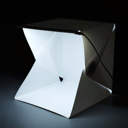 100-Brand-New-5V-Mini-Foldable-Lightbox-Portable-Light-Room-Photo-Studio-Photography-Backdrop-Mini-Cube