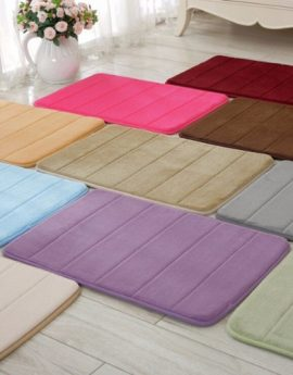 Memory Foam Carpet / Floor Mat (60cmx40cm)