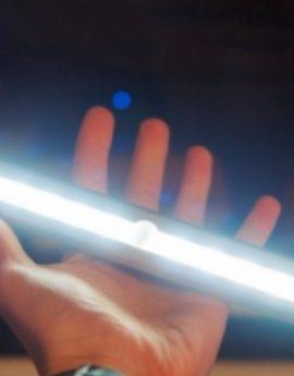 10 LED Bright Motion Sensor Light