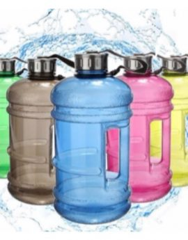 2.2L BPA Free Drink Plastic Big Large Water Bottle For Sports