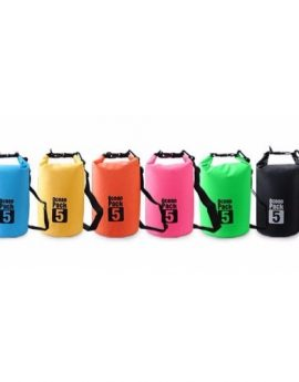 Waterproof Tube Dry Bag / Sling Bag