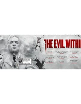 PS4 Game The Evil Within 2
