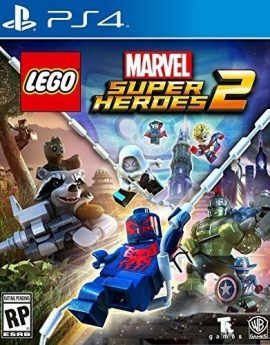 PS4 Game LEGO Marvel Superheroes 2
