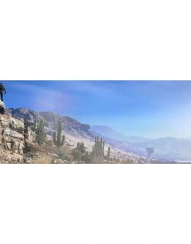 PS4 Game Tom Clancy's Ghost Recon Wildlands (Deluxe Edition)