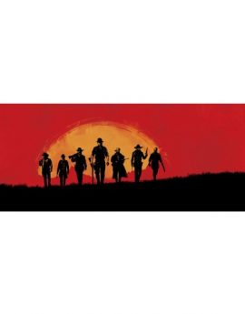 PS4 Game Red Dead Redemption 2
