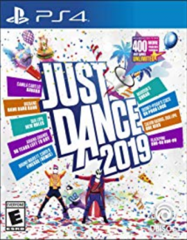 PS4 Game Just Dance 2019