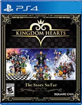 PS4 Game Kingdom Hearts: The Story So Far