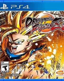 PS4 Game Dragon Ball FighterZ