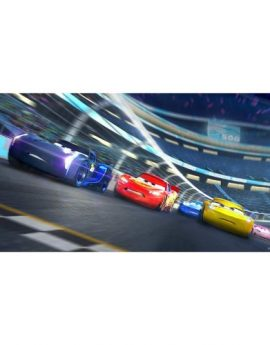 PS4 Game Cars 3: Driven to Win