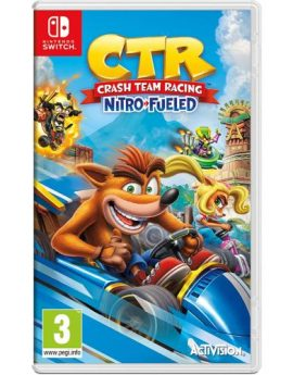 Nintendo Switch Game CTR Crash™ Team Racing Nitro-Fueled