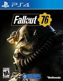 PS4 Game Fallout 76 (R3)