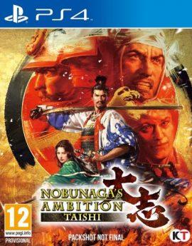 PS4 Game Nobunaga's Ambition Taishi (R2)