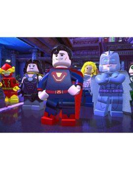 Nintendo Switch Game LEGO DC Super-Villains
