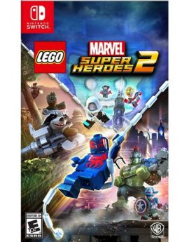 Nintendo Switch Game LEGO Marvel Super Heroes 2